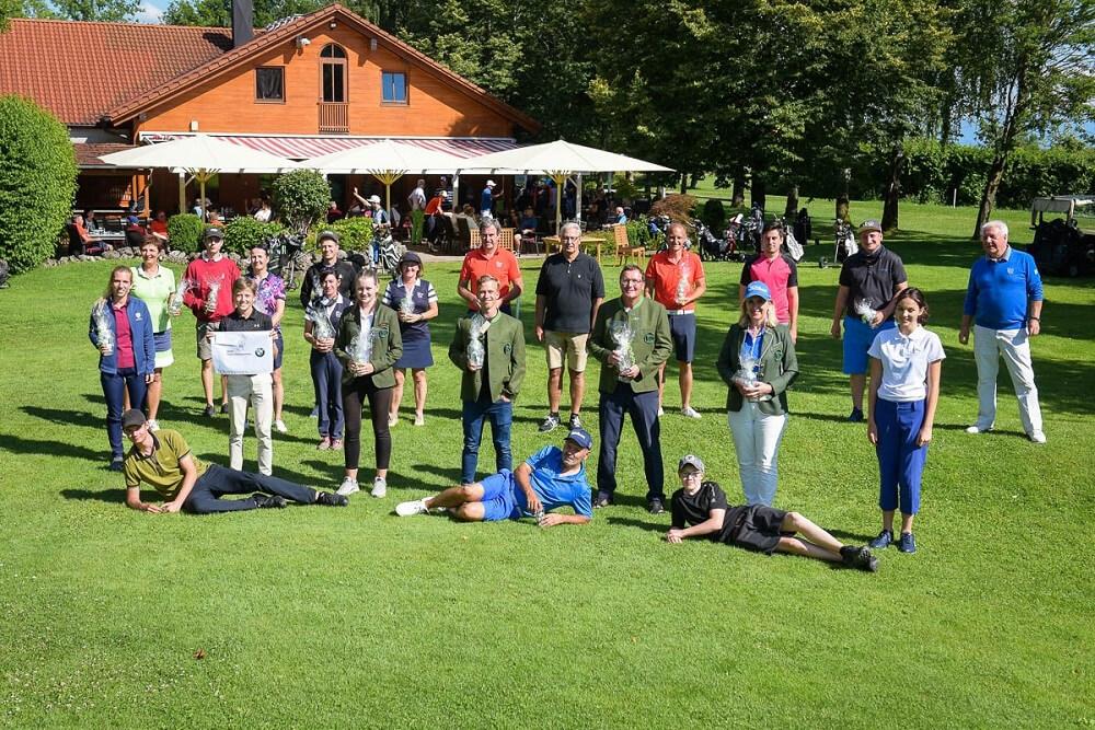 Alle Sieger  Clubmeisterschaften und Club-Turnier