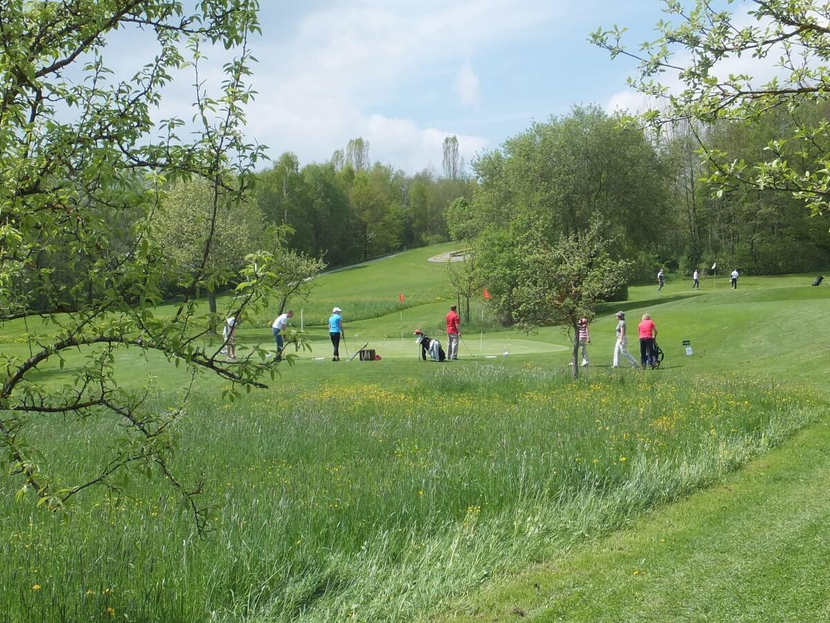 Golf-Club Ebersberg Golfschule Schnupperkurs