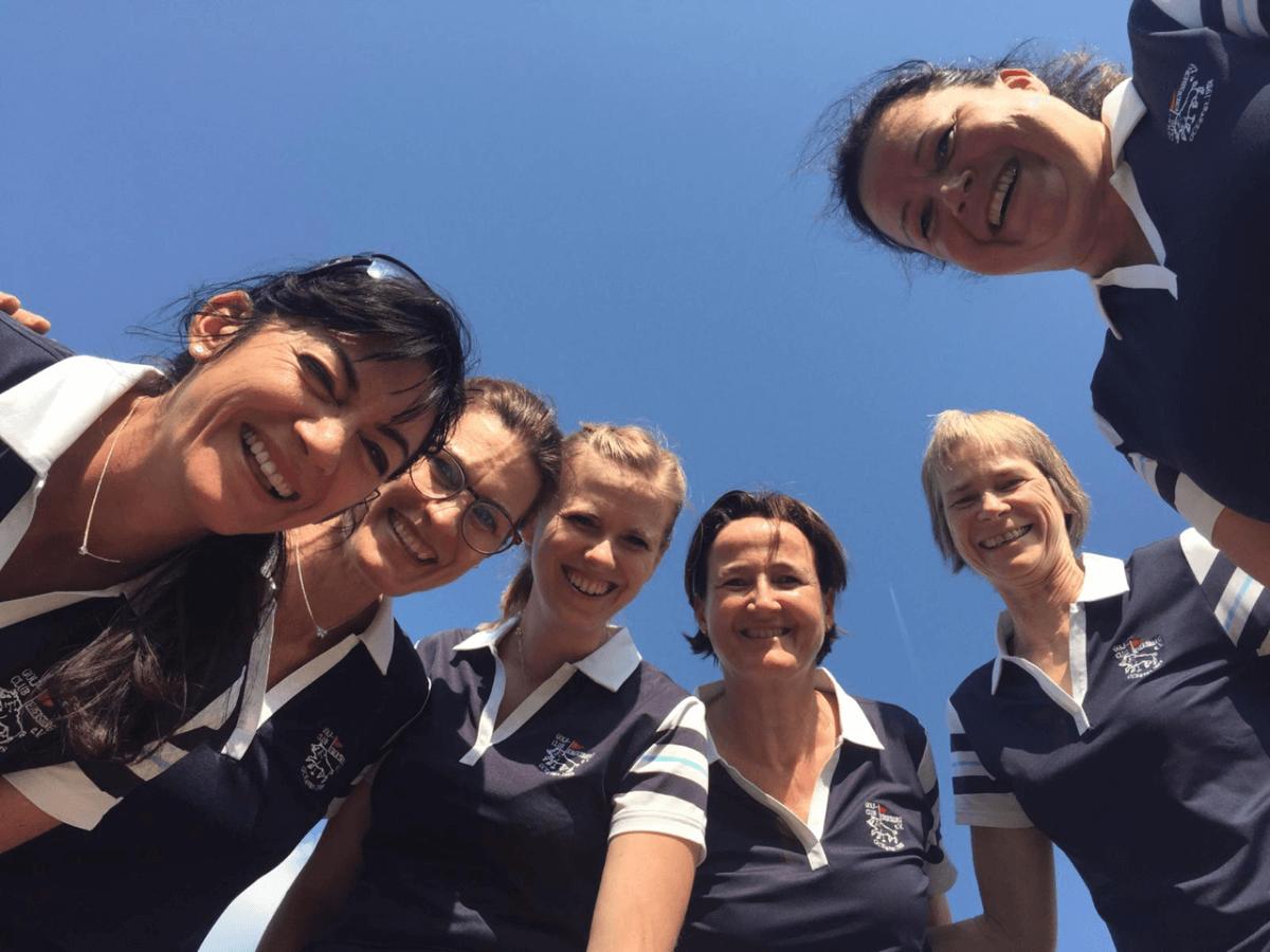 Golf-Club Ebersberg Damenmannschaft