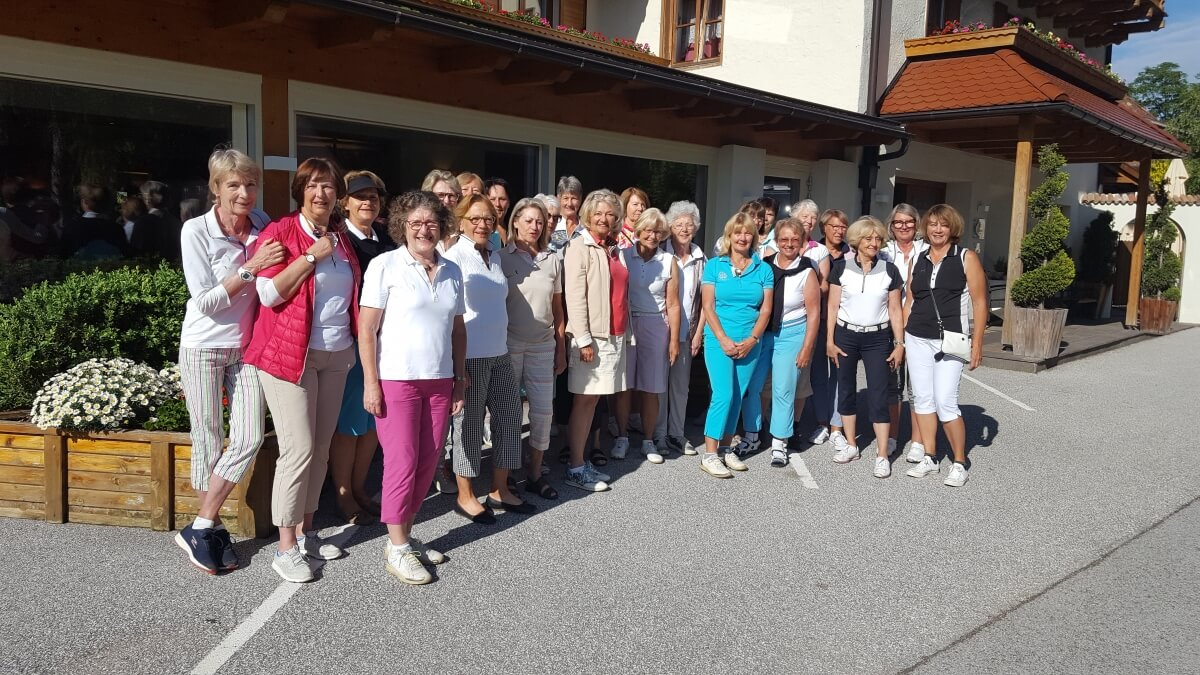 Golf-Club Ebersberg Sommerreise Damen