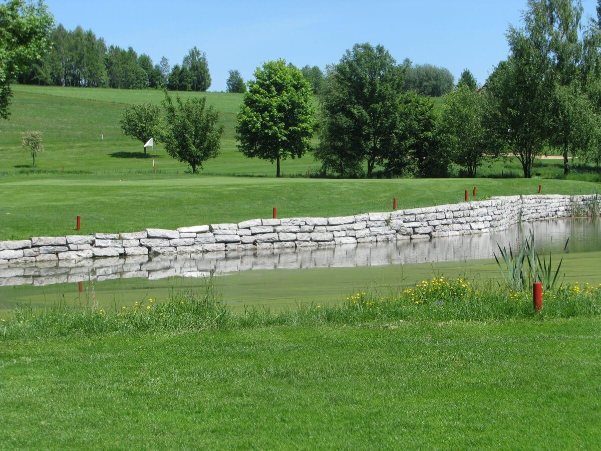 Golf-Club Ebersberg 18-Loch Anlage Loch 6