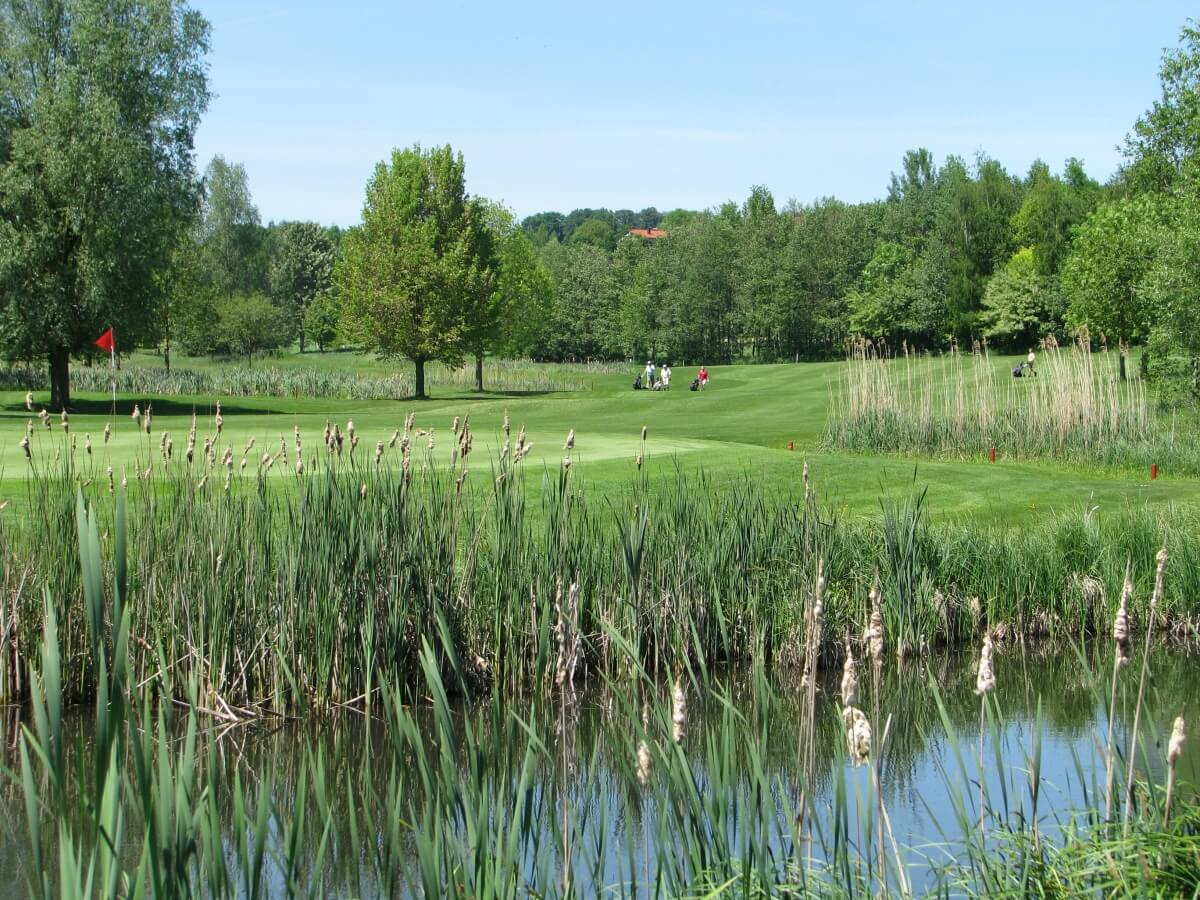 Golf-Club Ebersberg 18-Loch Anlage