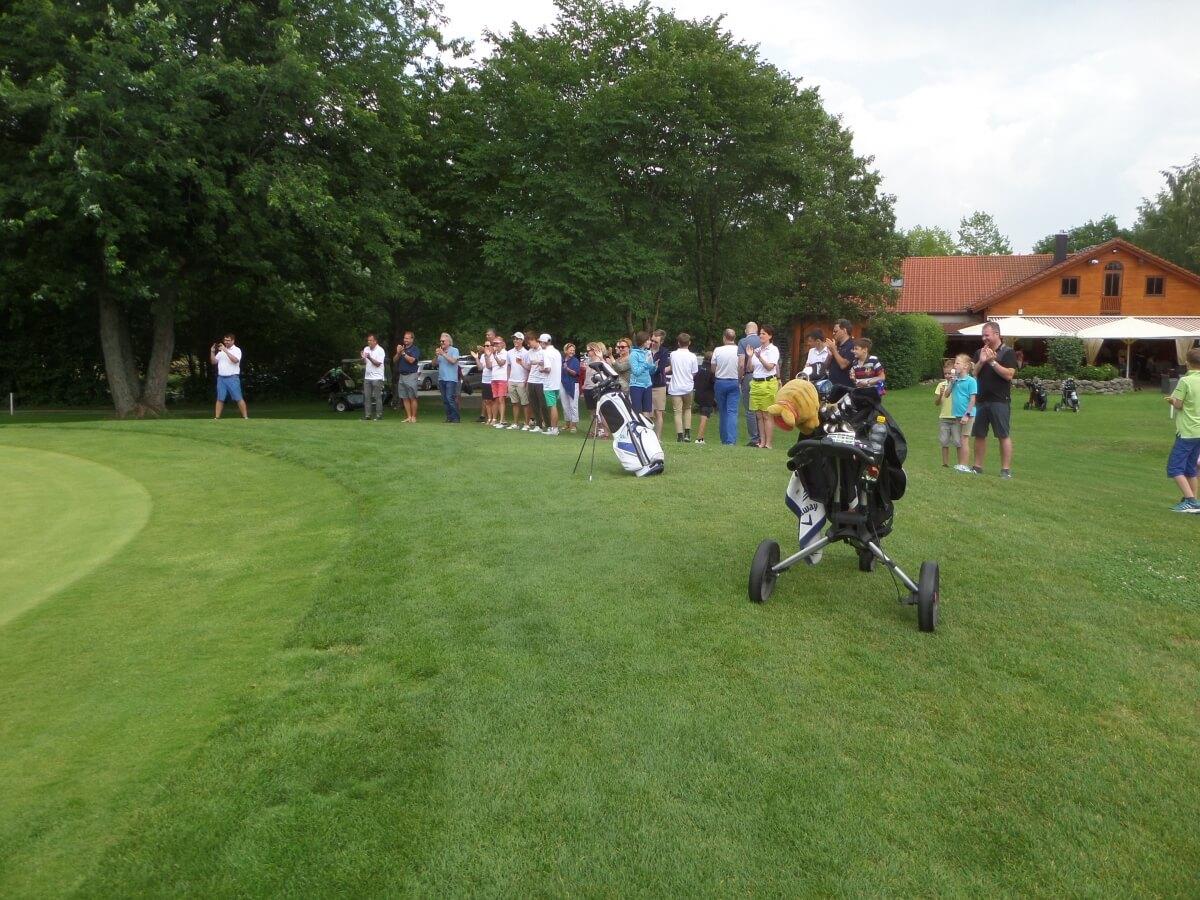 Golf-Club Ebersberg Jugend Clubmeisterschaft 2018
