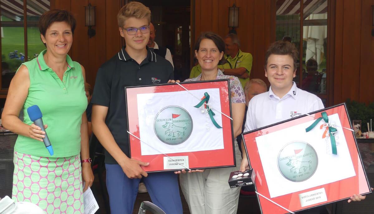 Golf-Club Ebersberg Jugend Clubmeister