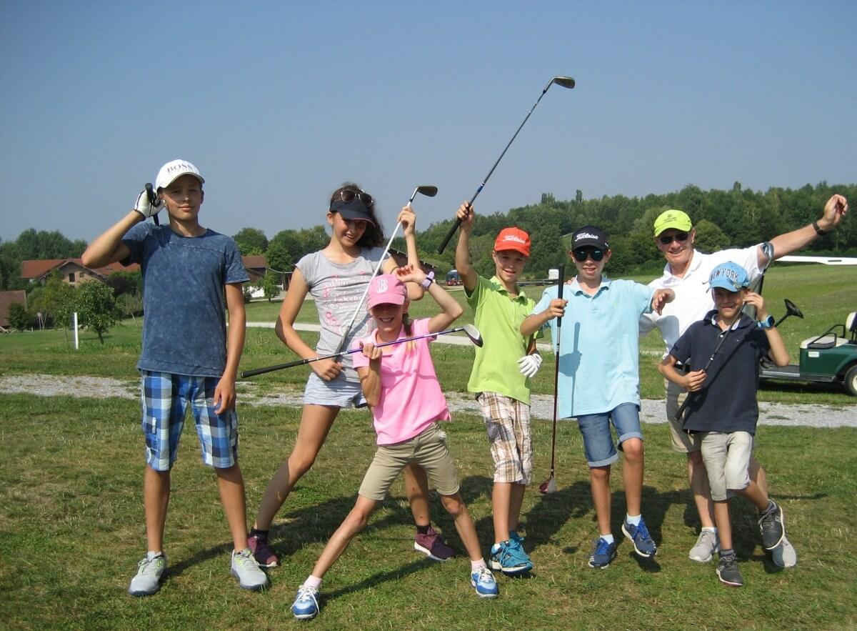 Golf-Club Ebersberg Jugendcamp