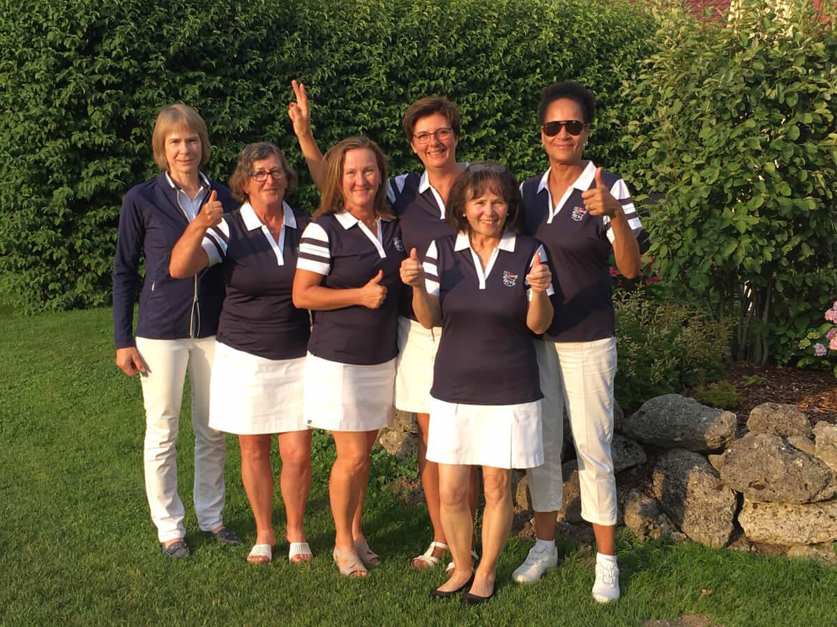 Golf-Club Ebersberg Damen AK30