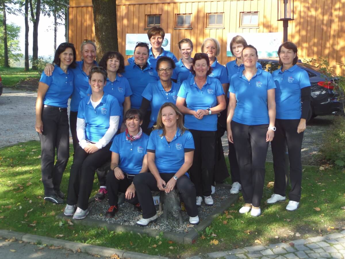 Golf-Club Ebersberg Bayerische Golf Liga Damen AK 30