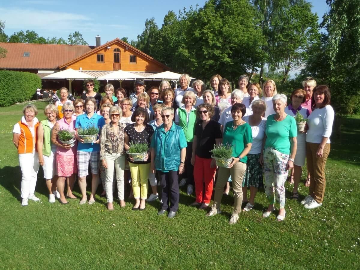 Golf-Club Ebersberg Damengolf Saisonstart