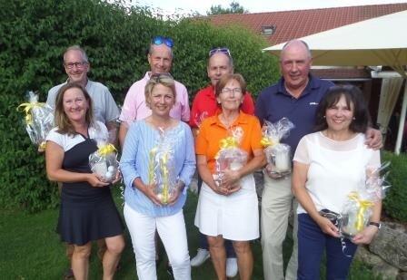 GC Ebersberg Clubmeister 2018 Senioren