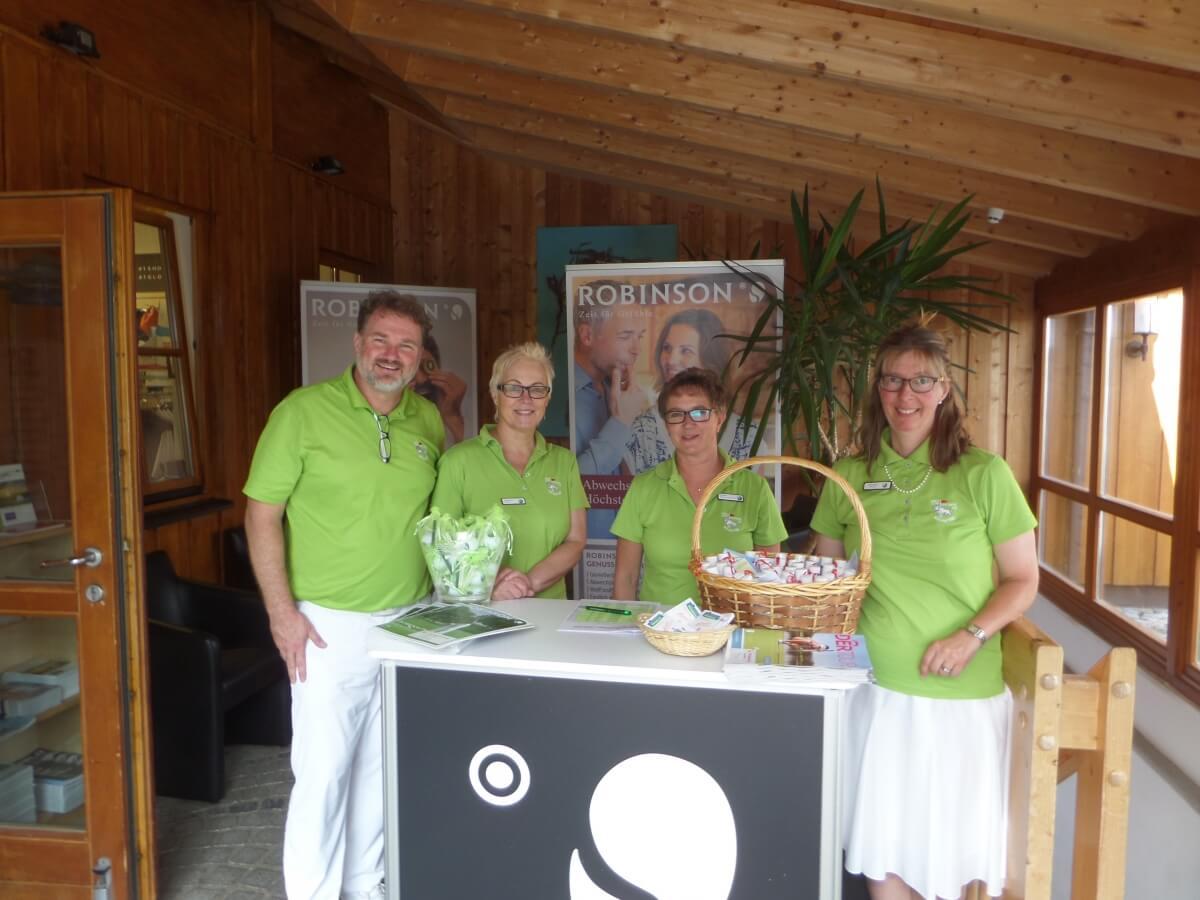 Tag der offenen Tür  Golf-Club Ebersberg