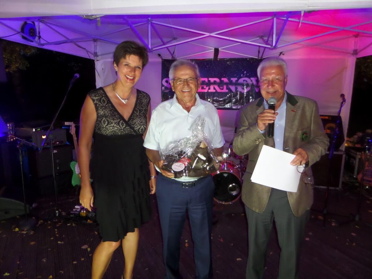 Golf -Club Ebersberg - Preis des Präsidenten
